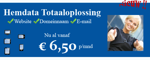 Hemdata totaaloplossing